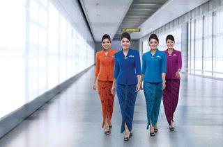 2年連続 スカイトラックス社5スターを取得/ガルーダ・インドネシア航空