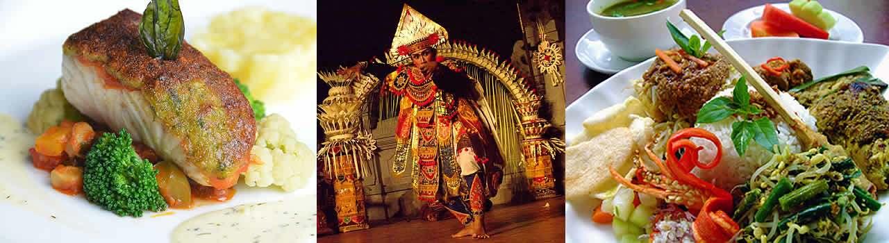 [バリ島旅行ガイド]おすすめのランチや、バリ舞踊が鑑賞できるレストランはどこ?予約や支払い等のマナーと、シーン・料理ジャンル別のレストラン情報