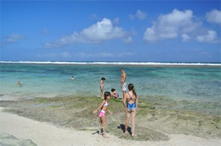 シュノーケリングやビーチ散策も楽しめます/カルマ カンダラ