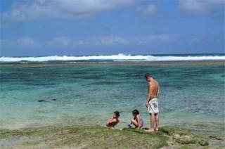 小さいお子様も大満足のビーチバケーション/カルマ カンダラ