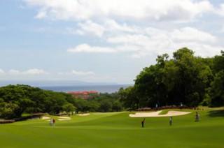 変化に富むコースデザインや景観/バリ ナショナル ゴルフ クラブ