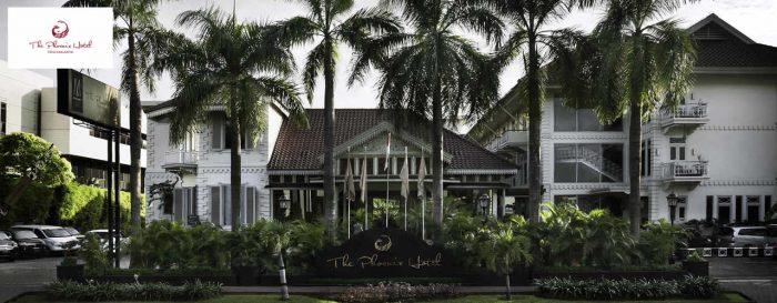 ザ フェニックス ホテル ジョグジャカルタ