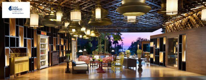 ホテル インディゴ バリ スミニャック ビーチ