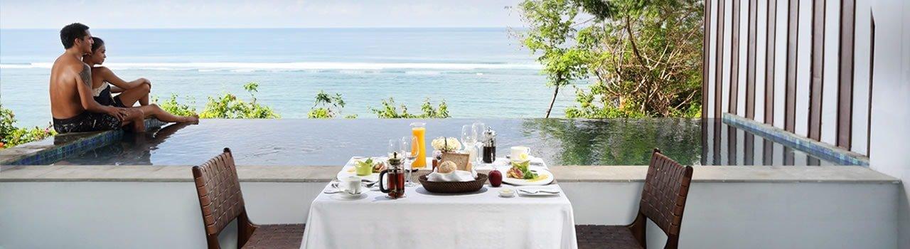 [おすすめプラン]オールインクルーシブで楽しむバリ島旅行(全食事付きプラン)