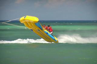 ベノアビーチで楽しめるフライフィッシュ(イメージ1例)