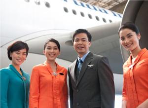ガルーダ・インドネシア航空CA(イメージ)
