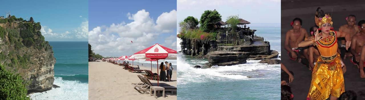 [バリ島旅行ガイド]バリ島のおすすめ観光スポットは?