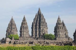 プランバナン寺院(イメージ)