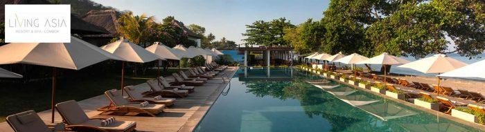 リビング アジア リゾート&スパ ロンボク