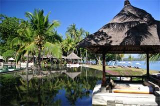 ロンボク島にある最高級ホテル、ジ オベロイ ロンボク