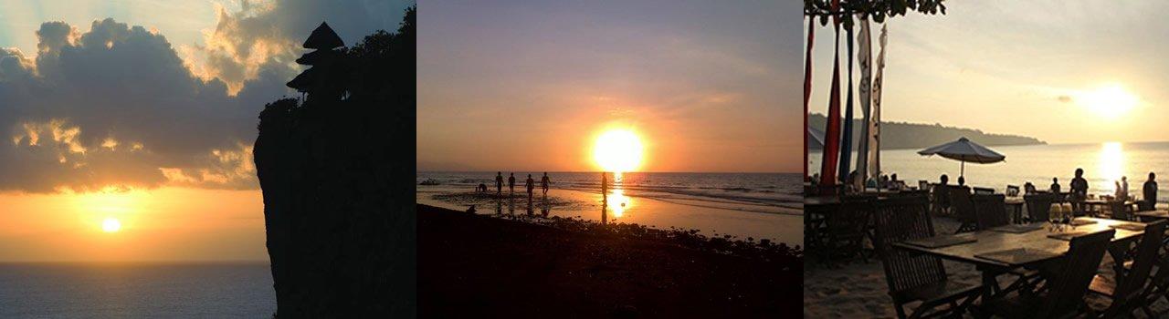 [バリ島旅行ガイド]バリ島のリゾートの中心地に泊まろう。バリ島南部のエリア情報とおすすめ人気ホテルガイド