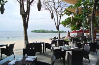 雰囲気の良いビーチレストラン&カフェ