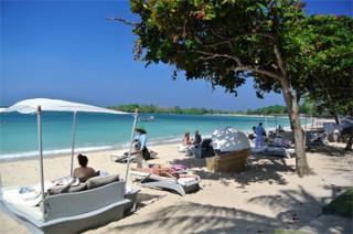ヌサドゥアのビーチ(イメージ)
