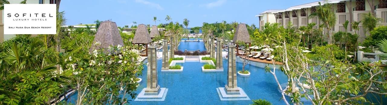 ソフィテル バリ ヌサドゥア ビーチ リゾート