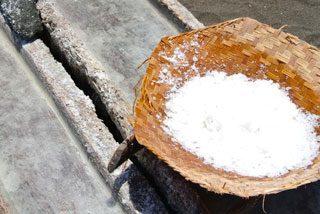 クサンバの塩