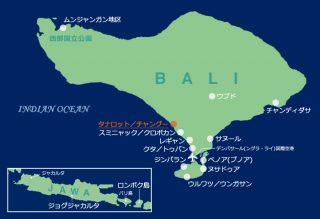 エリアマップ:タナロット/チャングー