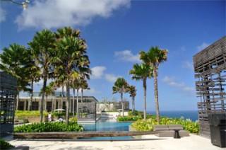 インド洋の絶景が特徴のリゾート(外観)/アリラ ヴィラズ ウルワツ バリ