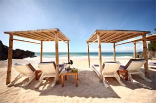 ホテル専用プライベートビーチへはシャトルバスで!/アヤナ リゾート&スパ バリ