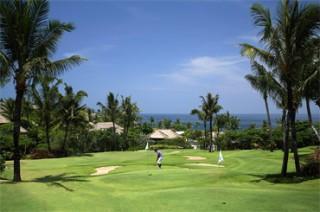 なんと!18ホールのパターゴルフコースもあります/アヤナ リゾート&スパ バリ