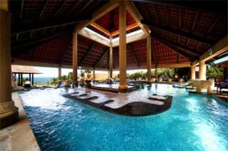 世界最大級のアクアトニックプールを完備/アヤナ リゾート&スパ バリ