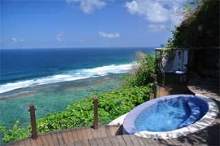 インド洋を眺めながら受けるスパで至福のひと時/カルマ カンダラ